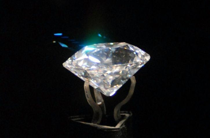 Jacob Diamond 185 Carat Diamond Double The Size Of
