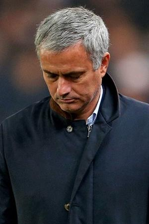 Jose Mourinho was sacked