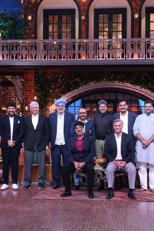 Kapil Dev Along With 1983 Cricket World Cup Winning Team To Grace The Kapil Sharma Show