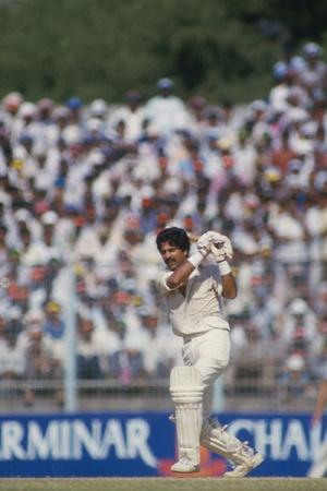 Kris Srikkanth was out twice in 2 balls