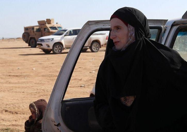 leonora who joined islamic state
