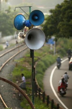Loudspeaker Ban