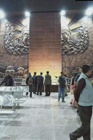 Manduadih Railway Station Varanasi railway station airport makeover