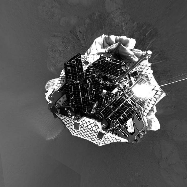 mars exploration rover rip - photo #34