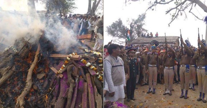 Martyred Jeet Ram