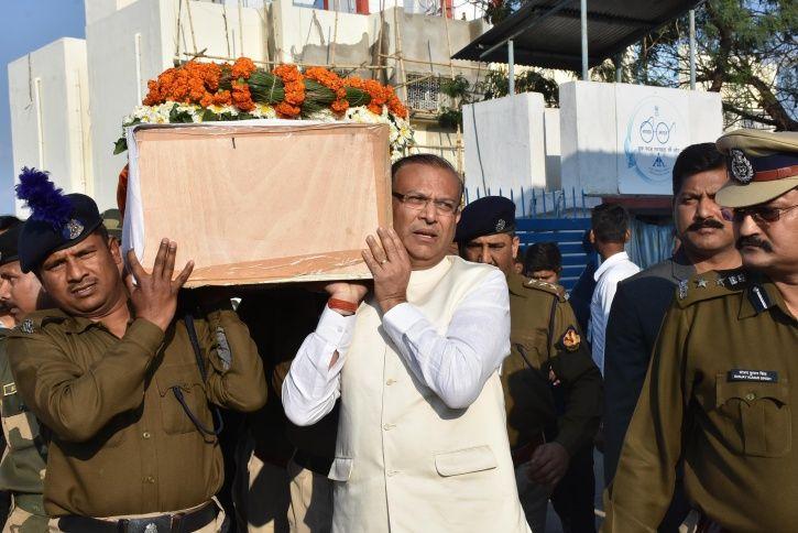 Martyred Vijay Soreng