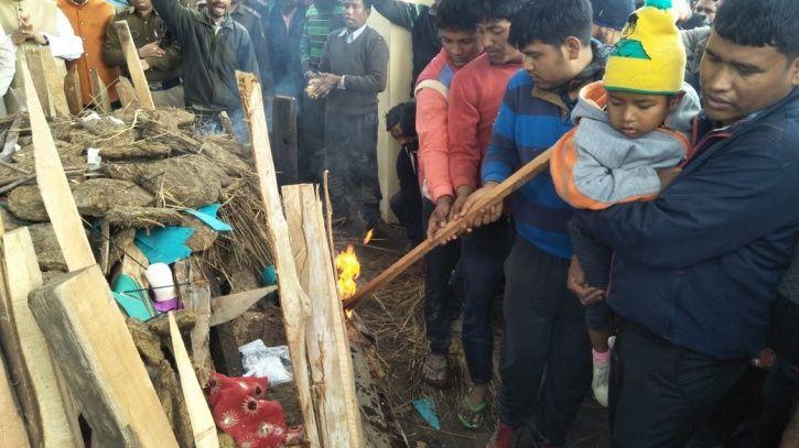 Martyred Virendra Singh