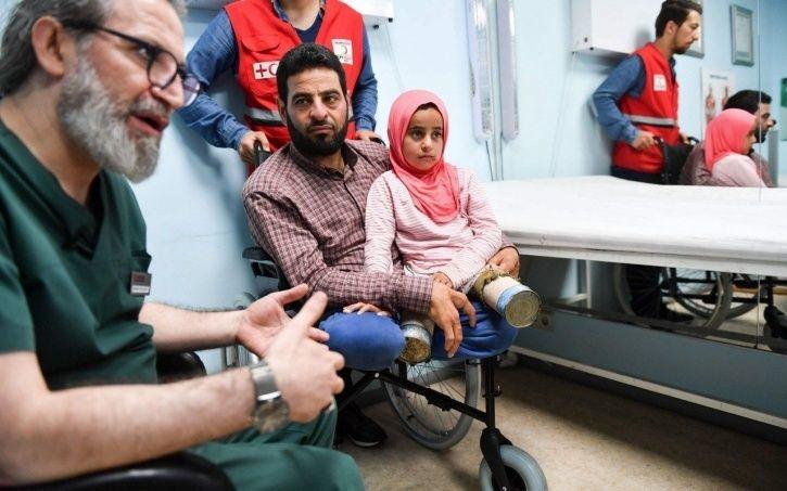 Meet The Doctor From Turkey Who Made Prosthetic Legs For Syrian Girl Who Walked On Tin Cans