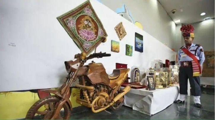 Mementos, PM Modi, auction, clean ganga project, lord shiva statue, Namami Gange
