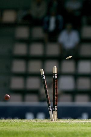 Mizoram Gets All Out For Nine Runs