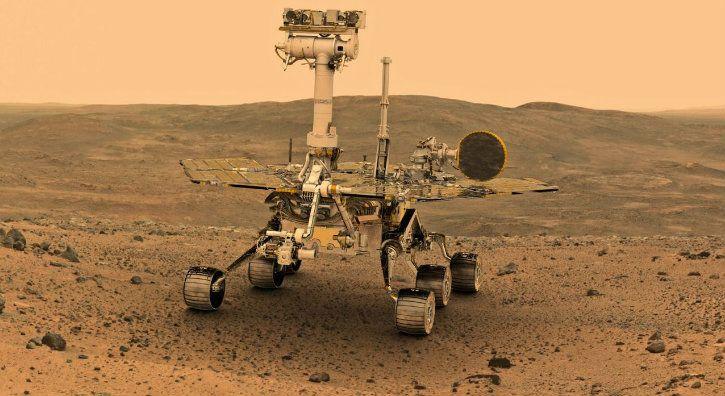the mars rover death - photo #6
