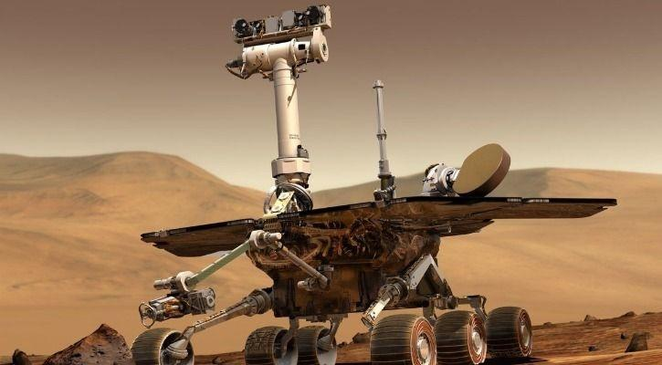 mars rover battery is low - photo #5