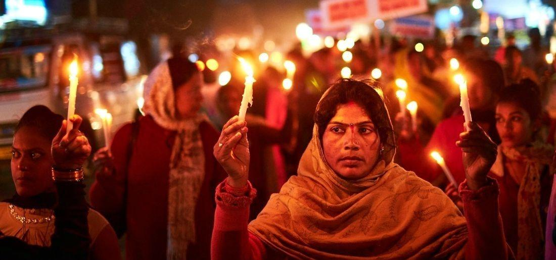 Over 5,000 Sexual Assault Survivors Walk 10,000 Kilometres To Delhi To Spread Awareness About Rape