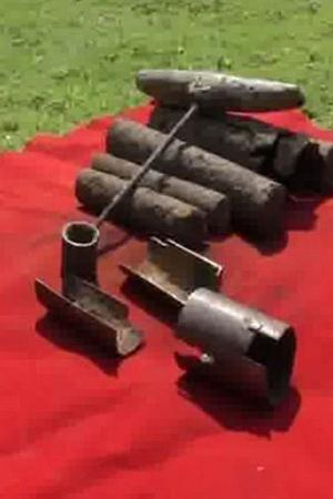 Rockets Found In Karnataka