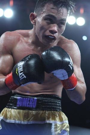 Romero Duno packs a hard punch