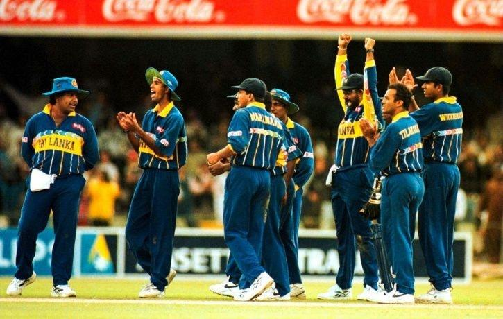 Sanath Jayasuriya is a legend