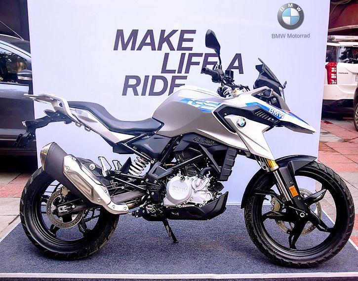 Sourav Ganguly BMW Bike