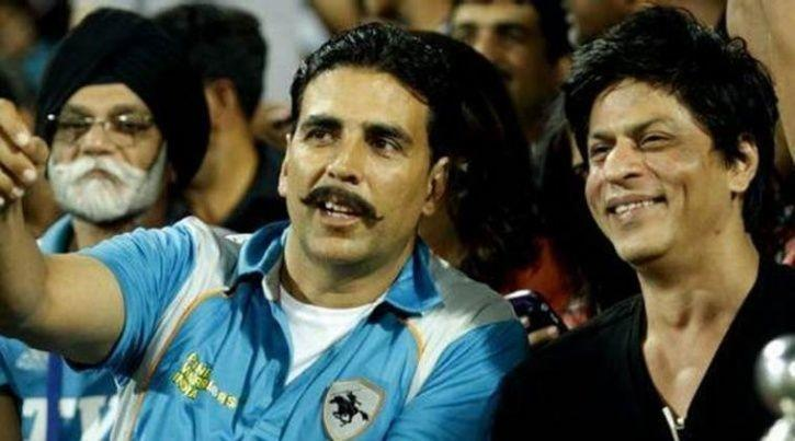 SRK and Akshay