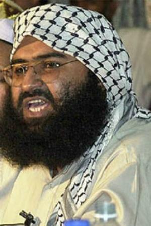 Terrorist Masood Azhar