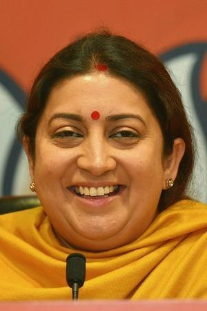 Textile Minister Smriti Irani Calls NSSOs Unemployment Data Fake News Alleges Data Distortion