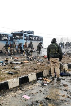 We Will Not Forget We Will Not Forgive Tweets CRPF After Losing At Least 40 Jawans In Pulwama At