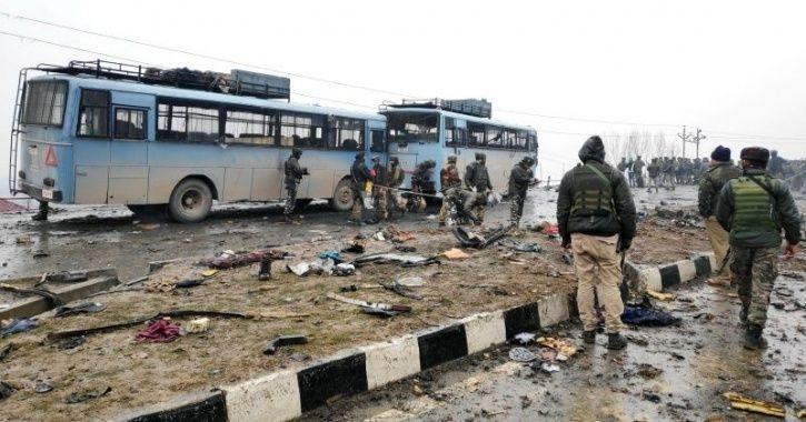 'We Will Not Forget, We Will Not Forgive', Tweets CRPF After Pulwama Attack