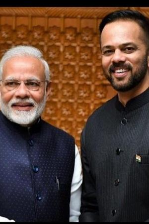 After Simmba A Tale Of Dishonest Cop PM Modi Praises Rohit Shetty For Making Films On Police