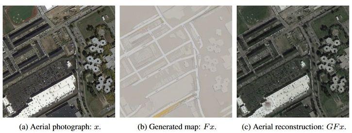 AI maps
