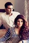 AkshayTwinkle Celebrate 18th Anniversary SushmitaRohman Give Us Couple Goals More From Ent