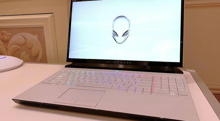 Alienware 51m gaming laptop