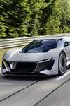 Audi PB18 etron Audi Electric Supercar Tesla Roadster Electric Hypercars Audi etron Electric