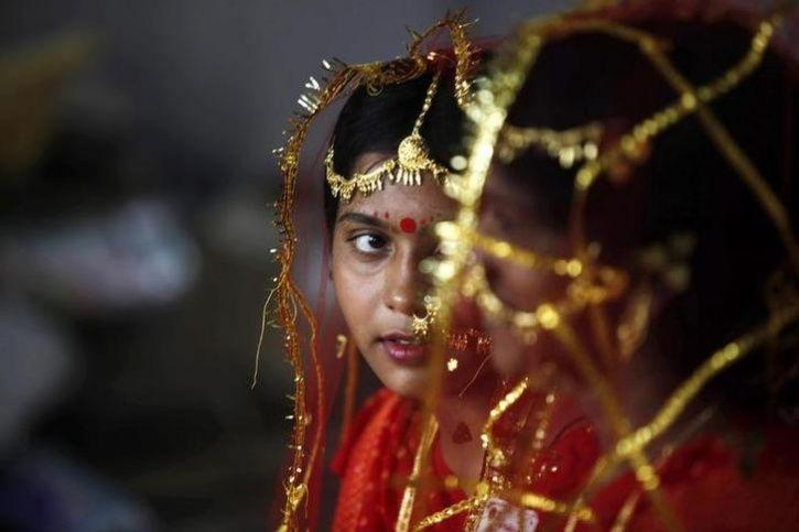 brides, indian women marry each other, lesbian, indian lesbians, up women marry each other