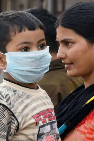 Delhi Air Quality Severe Again Construction Of Shivaji Statue Halted More Top News