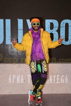 Gully Boy Ranveer Singh