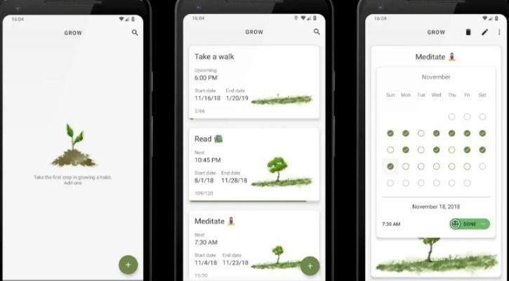 habits app Grow