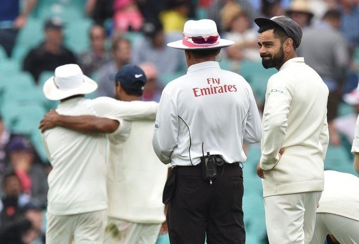 india australia test series