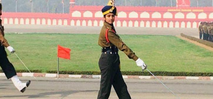 Lieutenant Bhavana Kasturi, Army Day Parade, Republic Day, Women Contingent