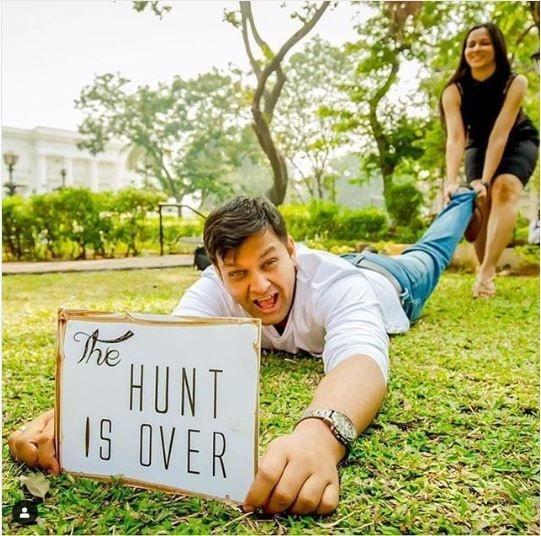 Funny Wedding Pictures Ideas: 13 Hilarious Pre-Wedding Shoot Pictures You'd Never Want