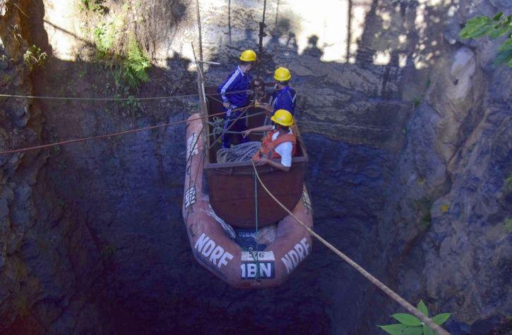 meghalaya rescue