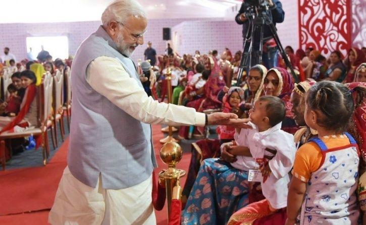 Modi Govt Spent 56% Funds On