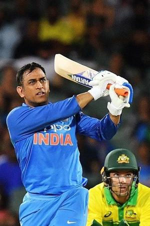 MS Dhoni took India home