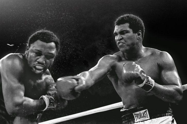 Muhammad Ali is a legend
