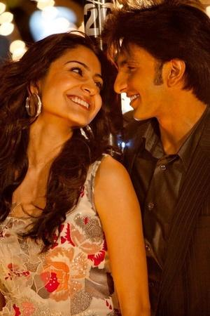 Ranveer and Anushka