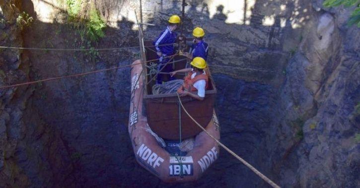 Rescue work