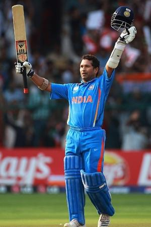 Sachin Tendulkar has 100 international hundreds