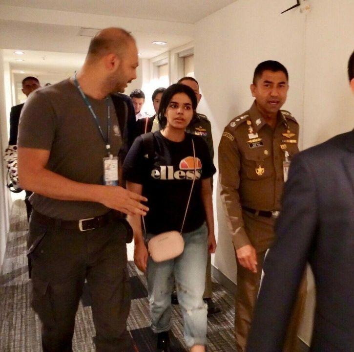 Saudi Arabia, Rahaf Mohammed Al Qunun, Australia, United Nations, refugee