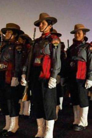 Scripting History AllWomen Assam Rifles Contingent Will Be Saluting The President This Republic Da