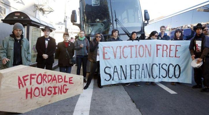 Silicon Valley gentrification