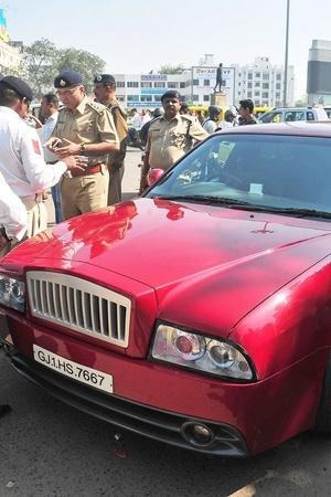 Supreme Court Car Modification Modified Car Parts Car Alteration Auto News India News