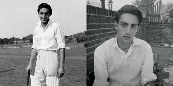 Tiger Pataudi was skipper at 21
